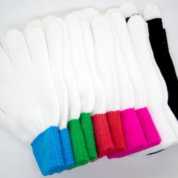Replacement Gloves colorful image
