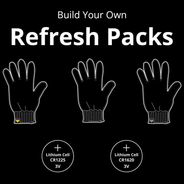 Build Your Own Refresh Packs