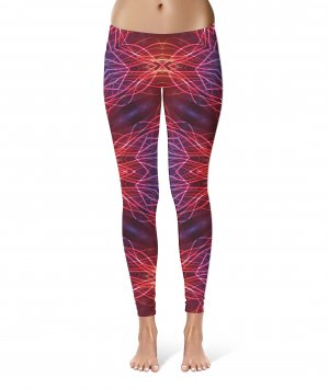 Flower of Lights - Leggings