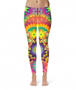 Trippy Daze - Leggings