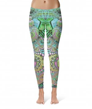 Blossoming Bulb Leggings
