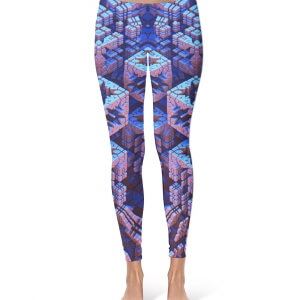 metatron's metaphysical multiverse - leggings