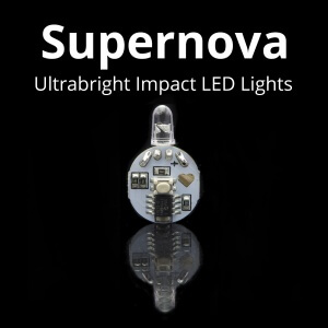 Supernova Ultrabright Impact LED Light