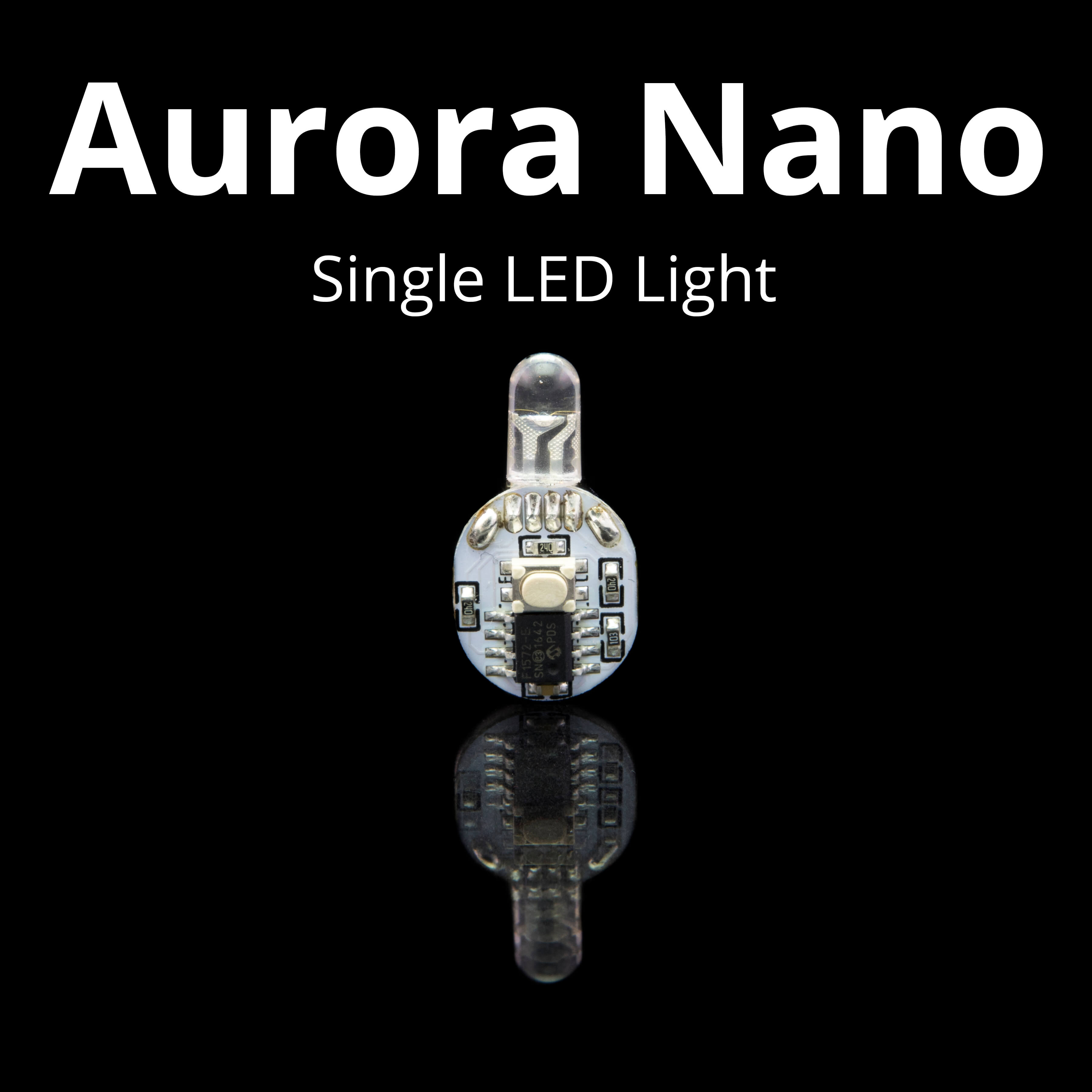 Aurora Nano Single LED Light