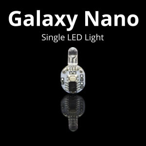 Galaxy Nano Single LED Light