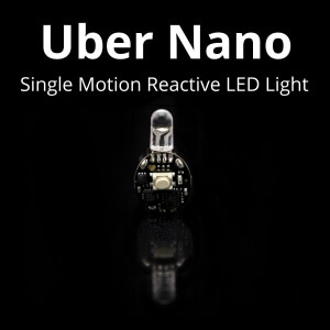 Uber Nano Single Motion Reactive LED Light
